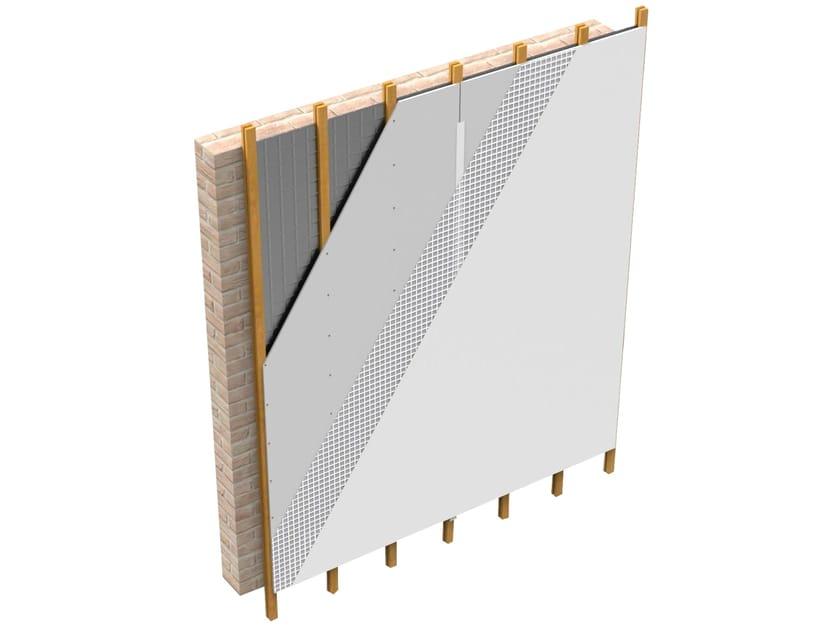 Exterior insulation system CE40alu by Jendy Joss