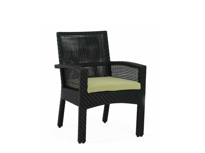 Chair with armrests CEDAR | Chair with armrests by 7OCEANS DESIGNS