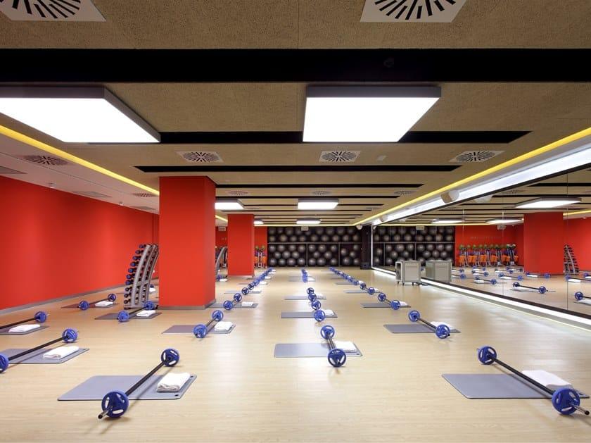 CELENIT AB CLUB METROPOLITAN Bilbao, ES | design: B+R Arquitectos | photo: Roberto Lara Fotografía
