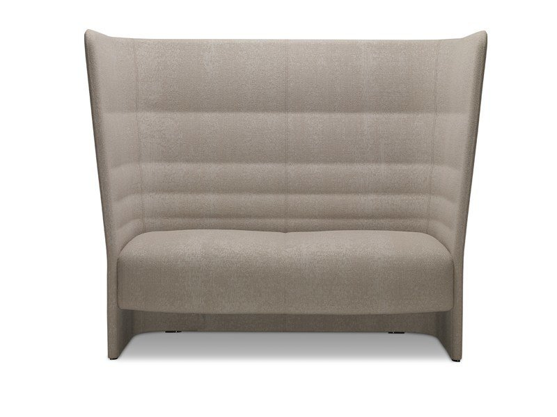 2 seater high-back sofa CELL 128   High-back sofa by Sitland