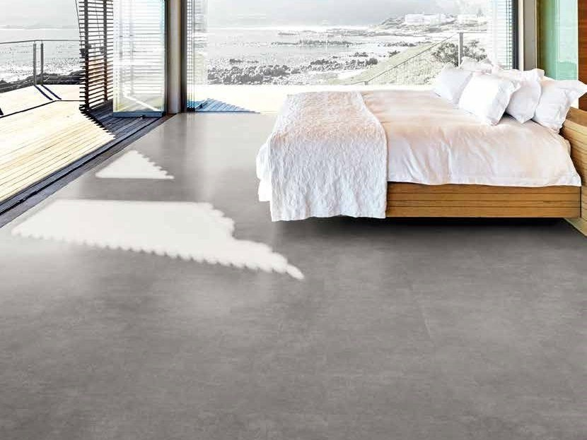 Flooring with stone effect CEMENTI CLICK | Flooring with stone effect by TARKETT
