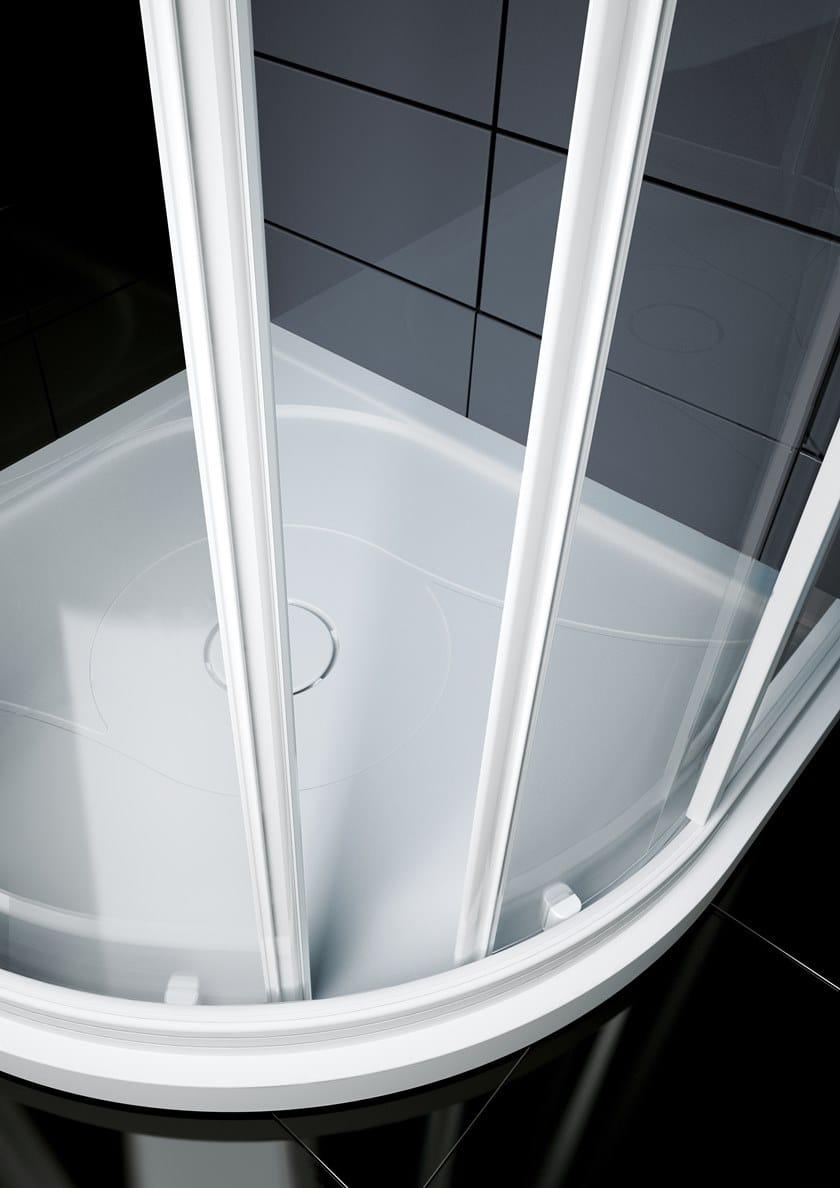 CENTAURO   Box doccia semicircolare