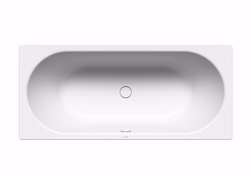 Freestanding oval bathtub CENTRO DUO OVAL with panelling By Kaldewei ...