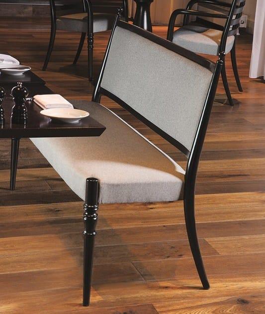 Very Wood Divanetto Da Stile Moderno Century 20 Imbottito Legno In Bar QotrBChdxs