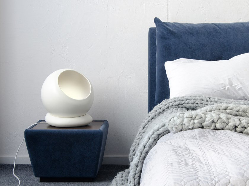 Faïence table lamp CERAMIC LAMP #1 by Goloob