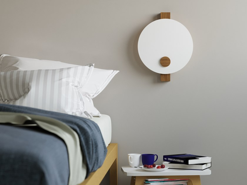Wall light CERAMIC LAMP #3 by Goloob
