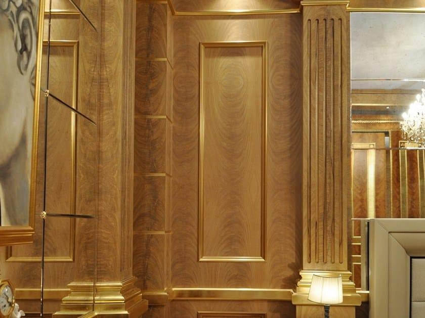 Boiserie in legno CEREJEIRA | Boiserie by Arnaboldi Interiors
