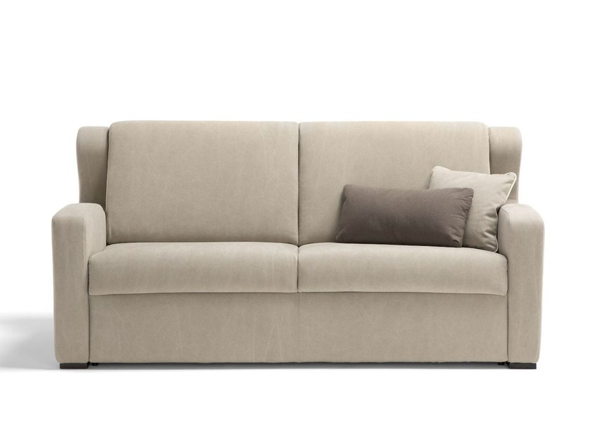Fabric sofa bed with removable cover CERNOBBIO by Dienne Salotti