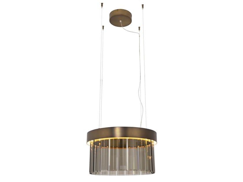Murano glass pendant lamp CESARE | Pendant lamp by IDL EXPORT