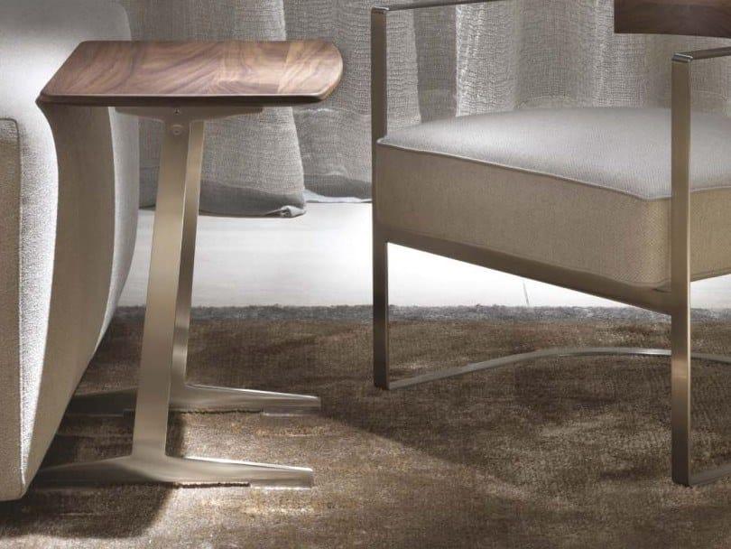 Rectangular side table CESTONE | Side table by FLEXFORM