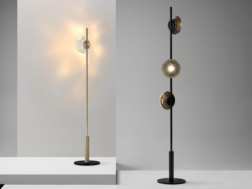 LED floor lamp CETO | Floor lamp by Ross Gardam