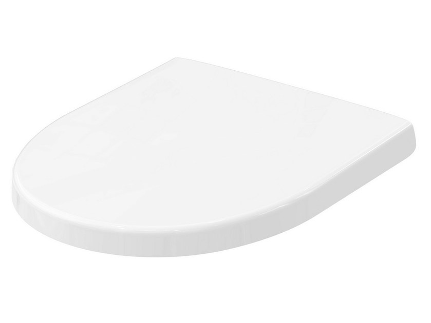 Resin toilet seat with soft close CF   Toilet seat with soft close by TOTO