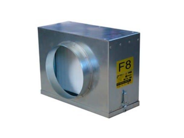 Heat recovery unit CFT1 RCA-VT by Fintek