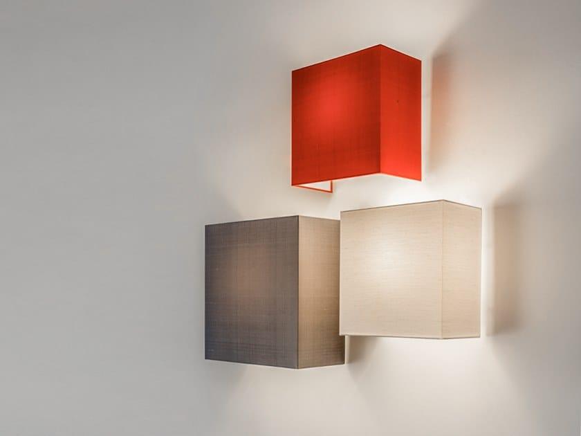 Wall light CG_BOX by filumen