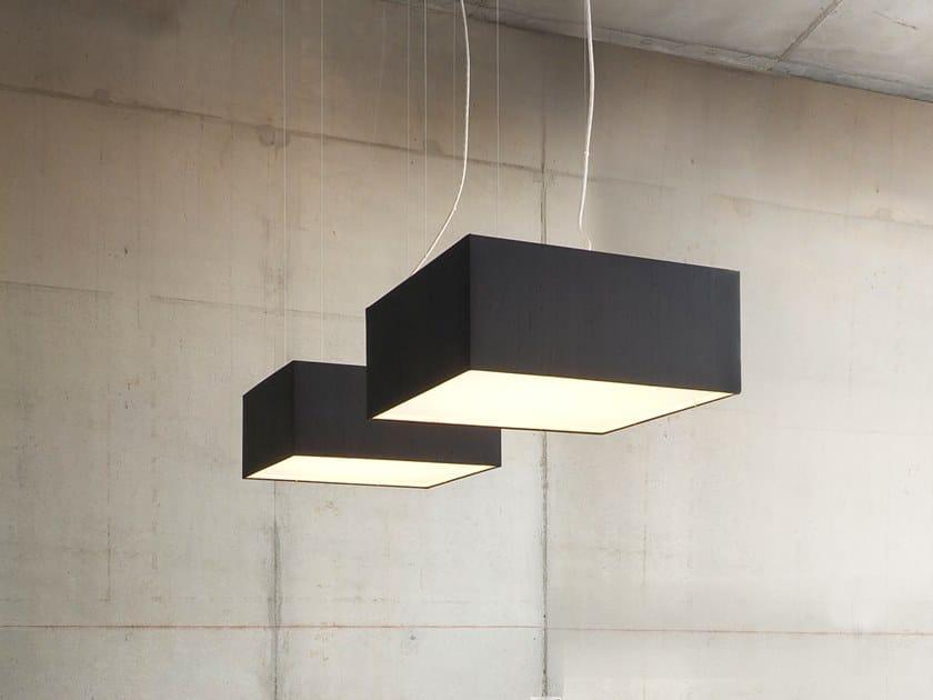 Pendant lamp CG_FRAME by filumen
