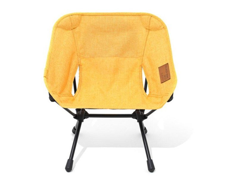 Folding fabric kids chair with armrests CHAIR HOME MINI by Helinox