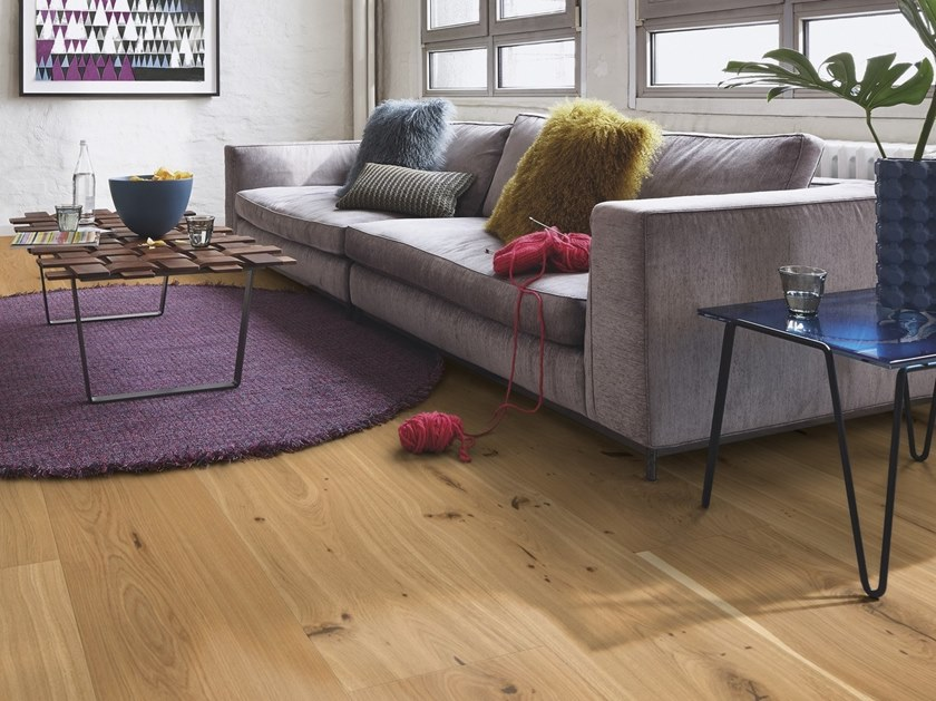 Parquet 3 strati in rovere CHALETINO ROVERE AUTHENTIC by BOEN