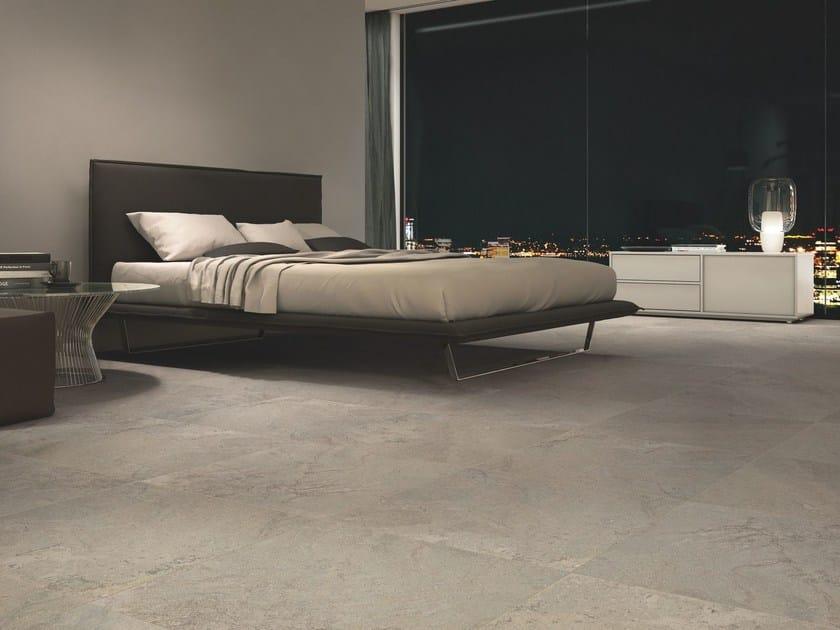 Pavimento in gres porcellanato effetto pietra CHALON by Casalgrande Padana