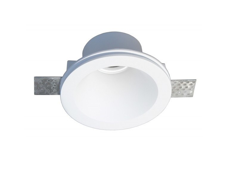 Built-in ceiling gypsum Spotlight fixture CHAMBER by GESSO