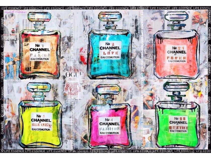 Wallpaper CHANNEL LIFE ESSENCE by Wallpepper