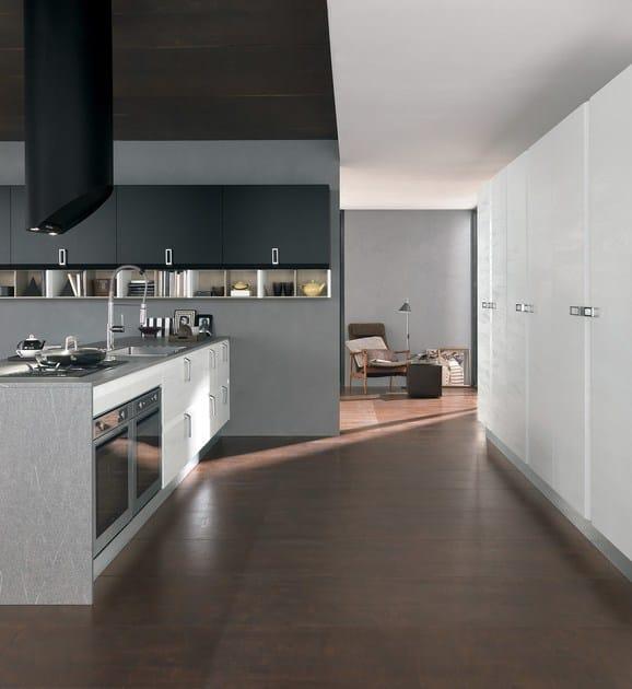 CHANTAL | Einbauküche By Febal Casa Design Alfredo Zengiaro