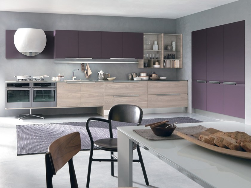 CHANTAL | Cucina lineare By Febal Casa design Alfredo Zengiaro