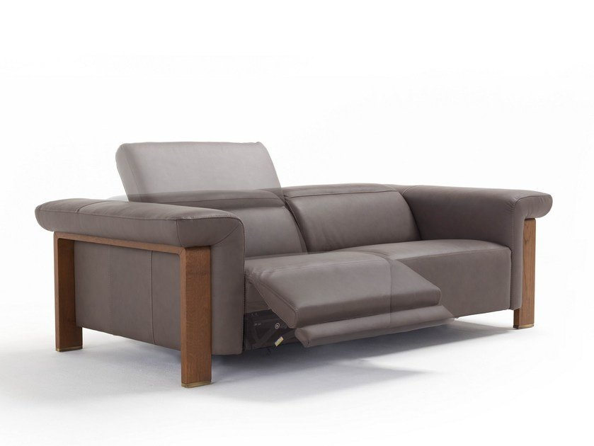Relaxing sofa CHARLINE by Egoitaliano