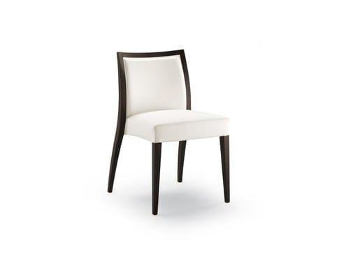 Fabric chair CHAS | Chair by Cizeta