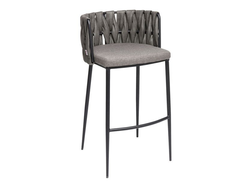 Barstool with footrest CHEERIO | Barstool by KARE-DESIGN