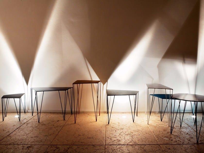 CHELE ROUNDED | Tavolino