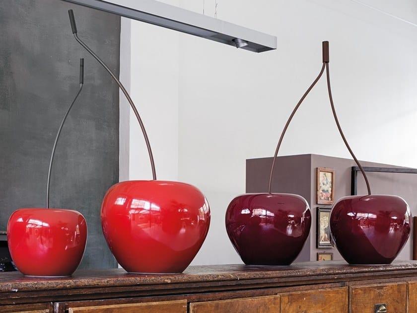 Escultura de cerâmica CHERRY   Escultura by Adriani e Rossi edizioni