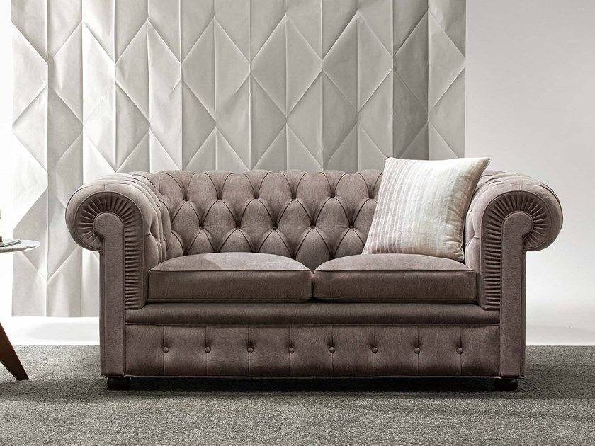 Chester 2 Seater Sofa By Berto