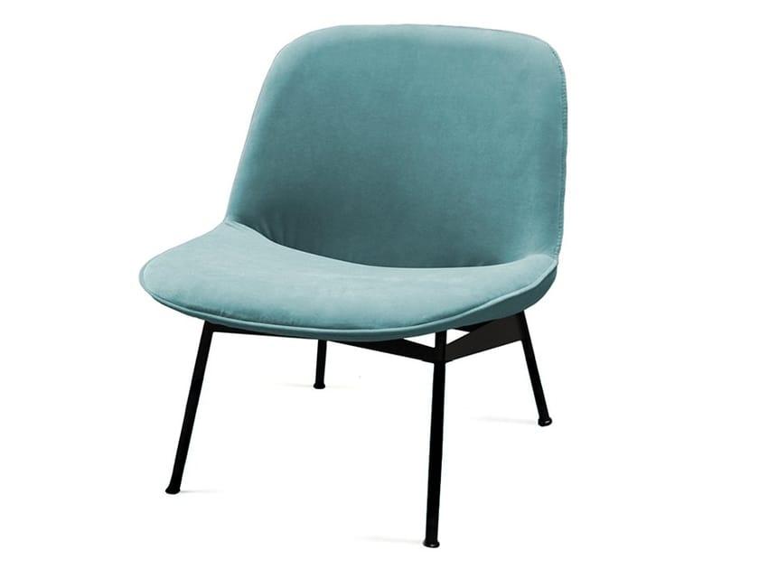 Fabric easy chair CHIADO by Mambo Unlimited Ideas