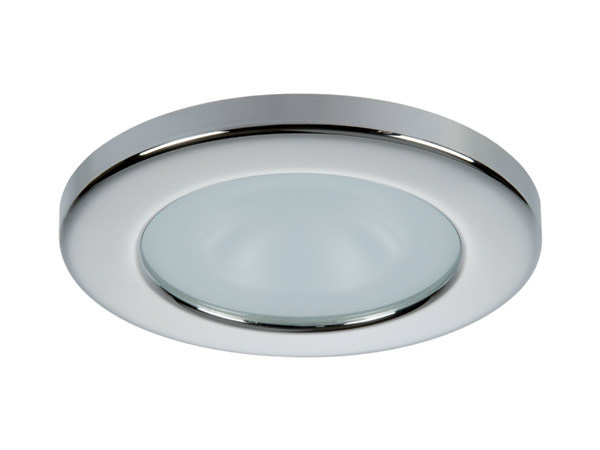 LED recessed stainless steel spotlight CHIARA 4W by Quicklighting