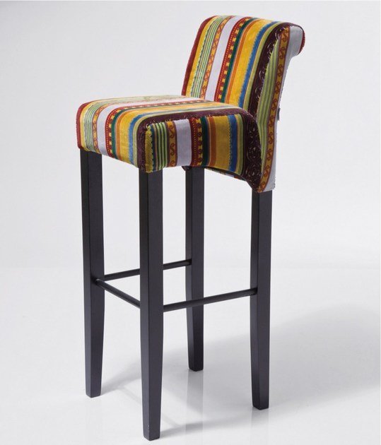 Fabric chair CHIARA VERY BRITISH by KARE-DESIGN