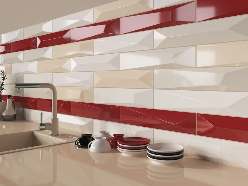 Ceramic wall tiles CHICAGO by Absolut Keramika