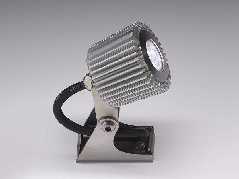 LED adjustable Outdoor floodlight CHILI by PURALUCE