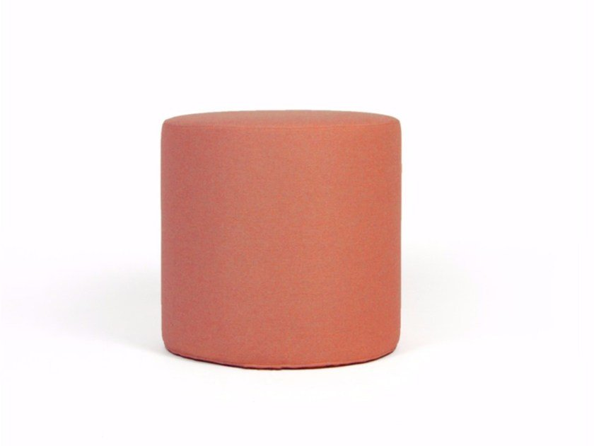 Pouf in tessuto BULLET POINT by Arketicom Design