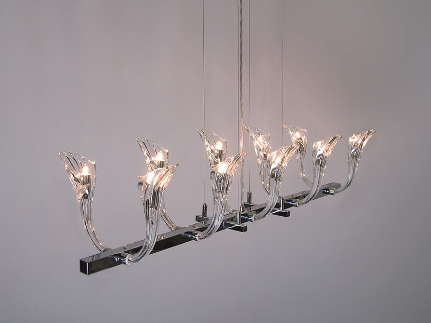 Crystal pendant lamp with Swarovski® Crystals CHILL OUT H10 by ILFARI