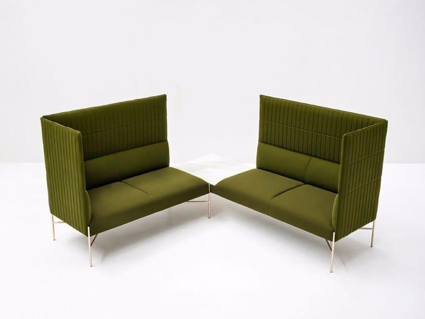 Chill Out High Corner Sofa By Tacchini Design Gordon