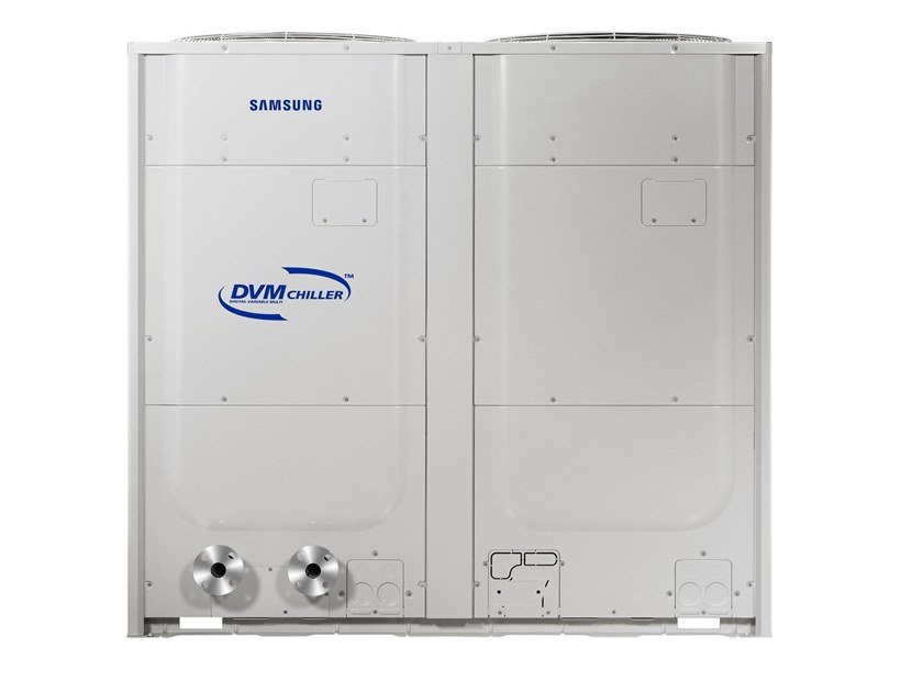 Unidad exterior DVM CHILLER by Samsung Climate Solutions