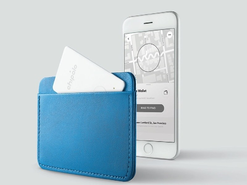 Bluetooth Tag CHIPOLO CARD by Chipolo