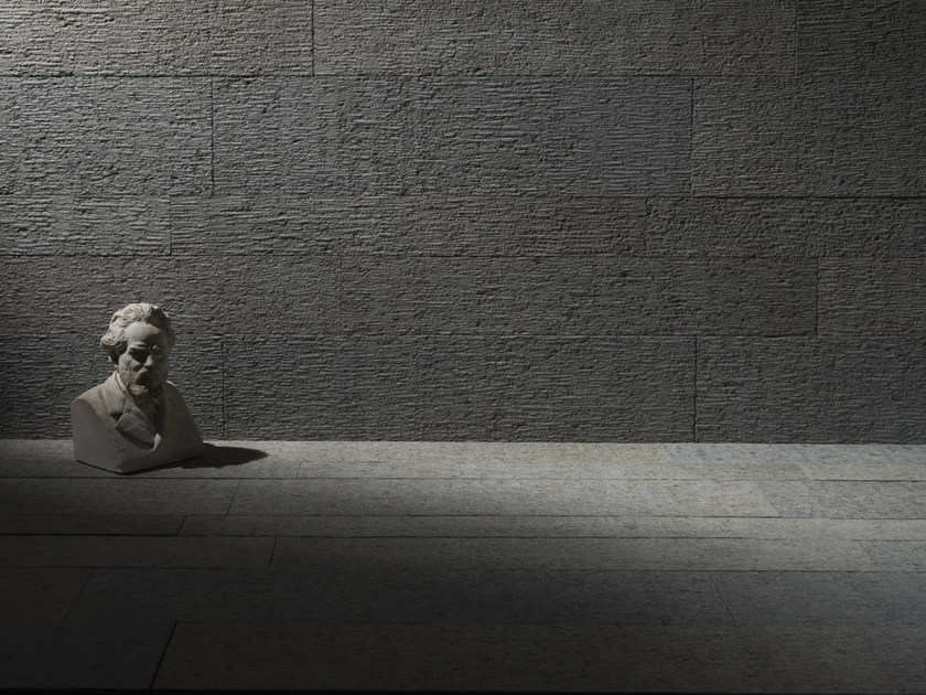 Stone wall/floor tiles CHISELLED by SALVATORI