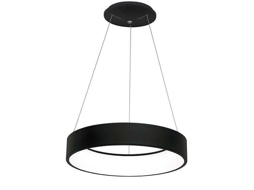 Lampada a sospensione a LED in metallo CHOPIN   Lampada a sospensione by Rossini Illuminazione
