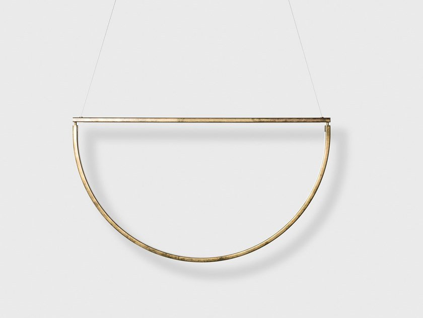 LED pendant lamp CHORD | Pendant lamp by AlexAllen Studio