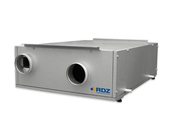 Mechanical forced ventilation system CHR 350-FC by RDZ