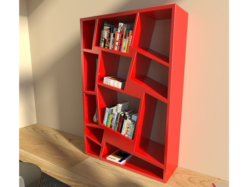 Libreria a giorno in Adamantx® CHRISTIE by ZAD ITALY