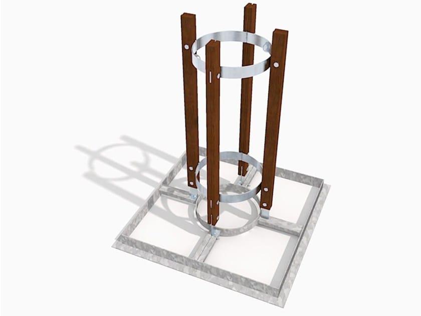 Protezione per alberi in acciaio inox CHRONOS | Protezione per alberi by Factory Furniture