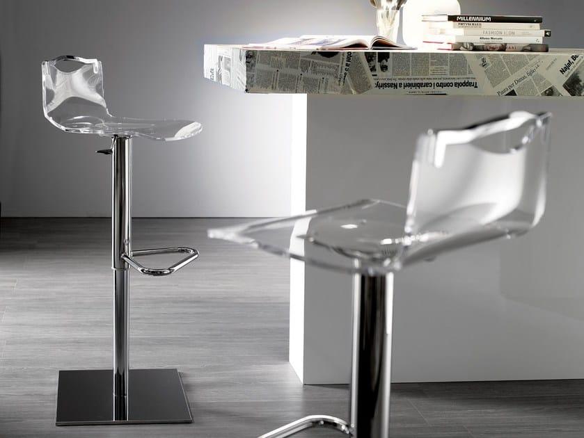 Vitrex chair CHUF BASIC by Ozzio Italia