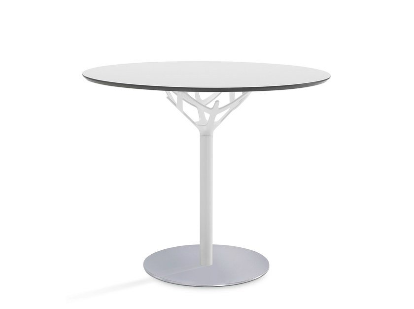 Round contract table CICERONE   Round table by Caimi Brevetti